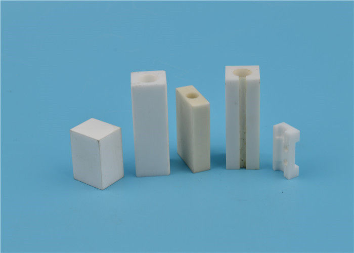 High Thermal Expansion Zirconia Ceramic Insulating Part Ceramic Position Block